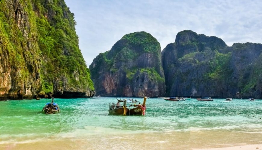 Phi Phi Island thailand family trip package