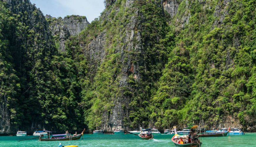 Phi Phi Island tour package