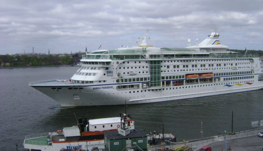 CRUISE Sweden tour package