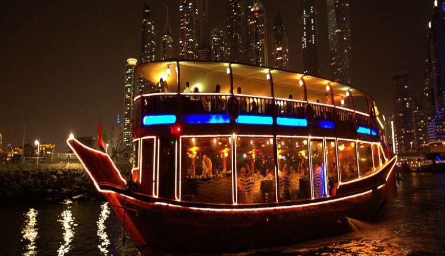 Dhow Cruise tour package