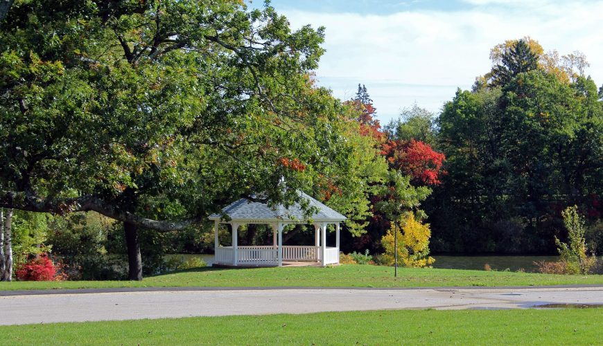 gazebo holiday packages