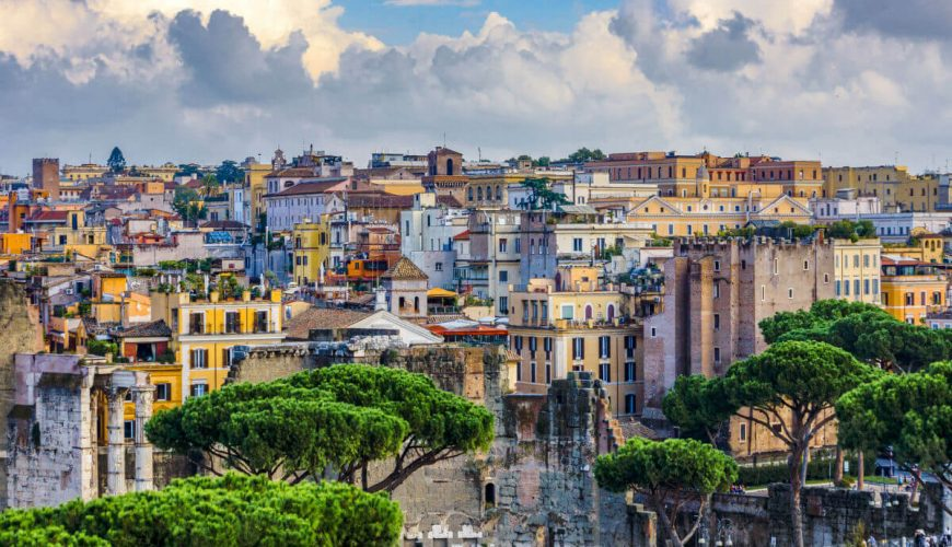 rome holiday package