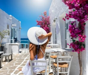 Greece Honeymoon Packages from Chennai