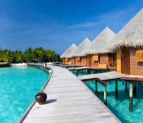 Maldives Honeymoon Packages from Chennai