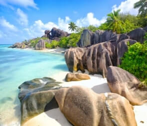 Seychelles Honeymoon Packages from Chennai